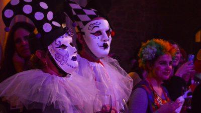 El Carnaval del Vino se viste de Circo de Época en la Capital del Rioja